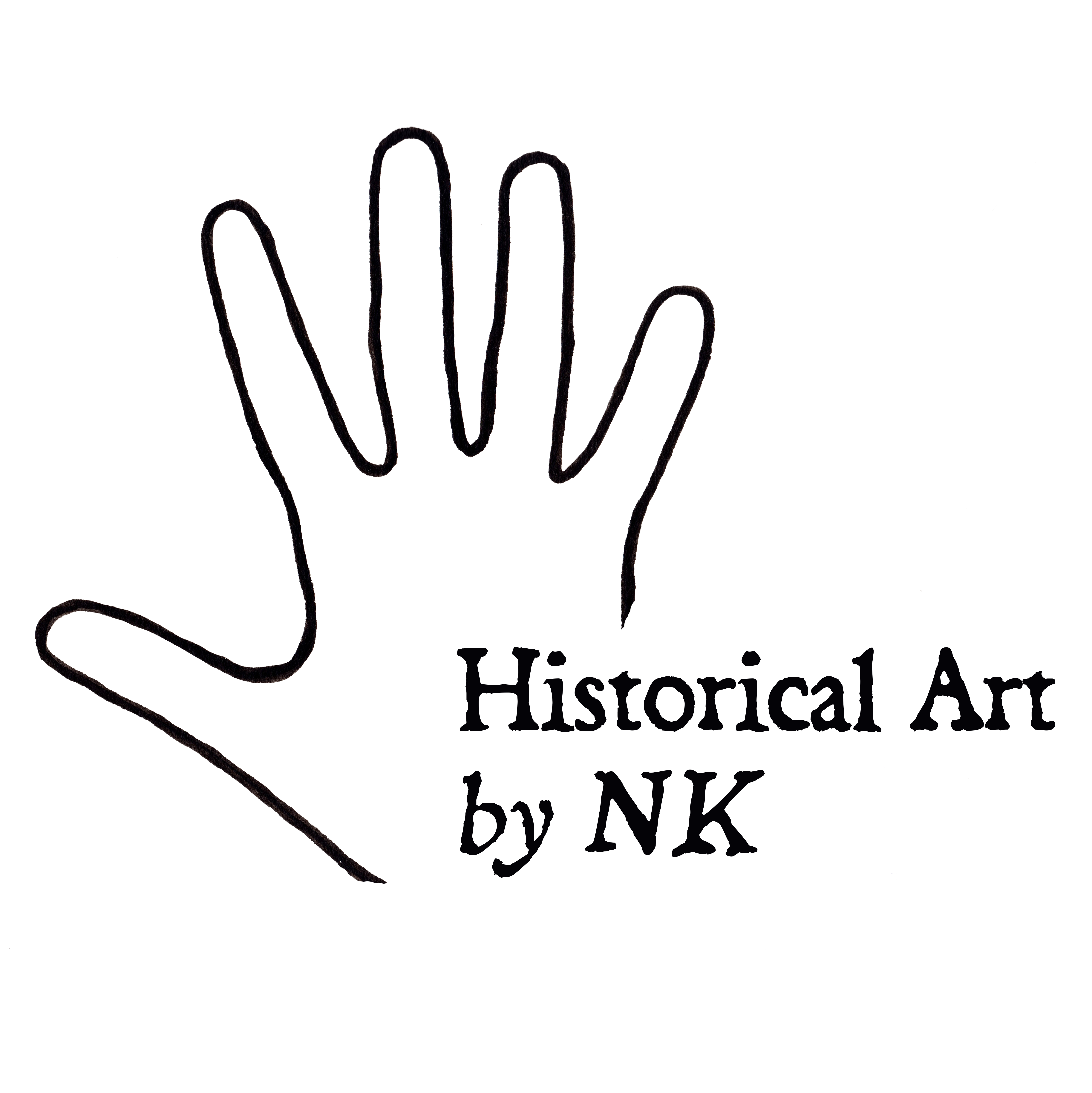 Historical art by NK